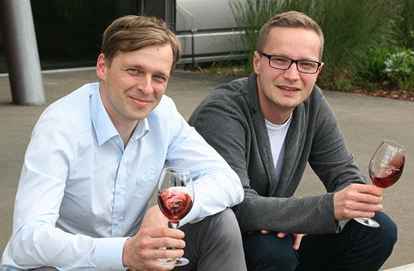 Weinfreunde - Brandl & Bohms