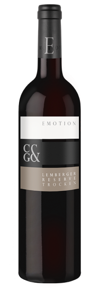 Emotion CG Lemberger Reserve trocken
