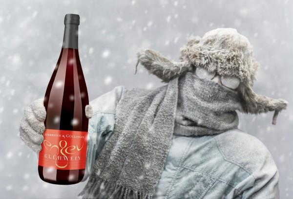 Premium-Glühwein ´Engel´ 12 Flaschen