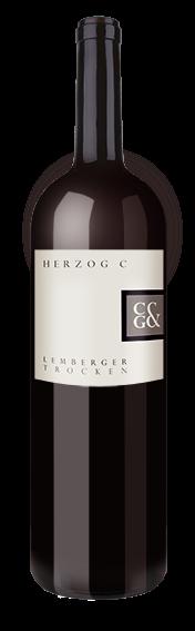 Herzog C Lemberger trocken Magnum