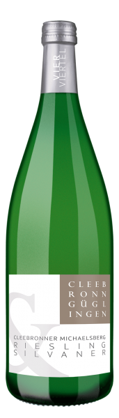 Cleebronner Michaelsberg Riesling mit Silvaner
