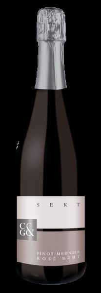 Pinot Meunier Rosé Sekt brut