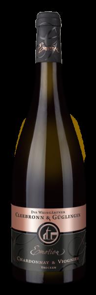 Emotion CG Chardonnay mit Viognier trocken