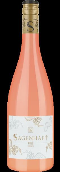 Sagenhaft Rosé trocken